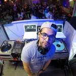 DJ Nuñez DJ Booth
