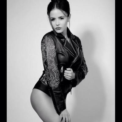 Ashley Marie Flores Pitbull Dancer