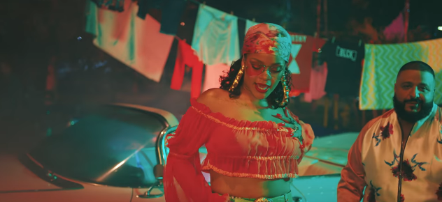wild thoughts music video