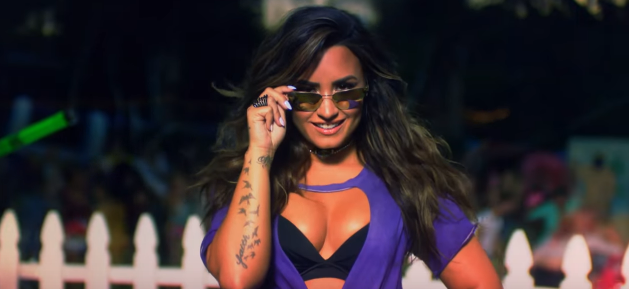 demi lovato sorry not sorry music video